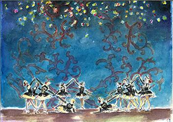 Ballettvorstellung 2018 BALLET ART STUDIO